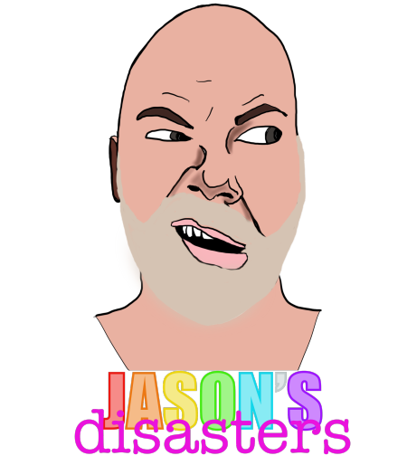 Logo for Jasons Disasters