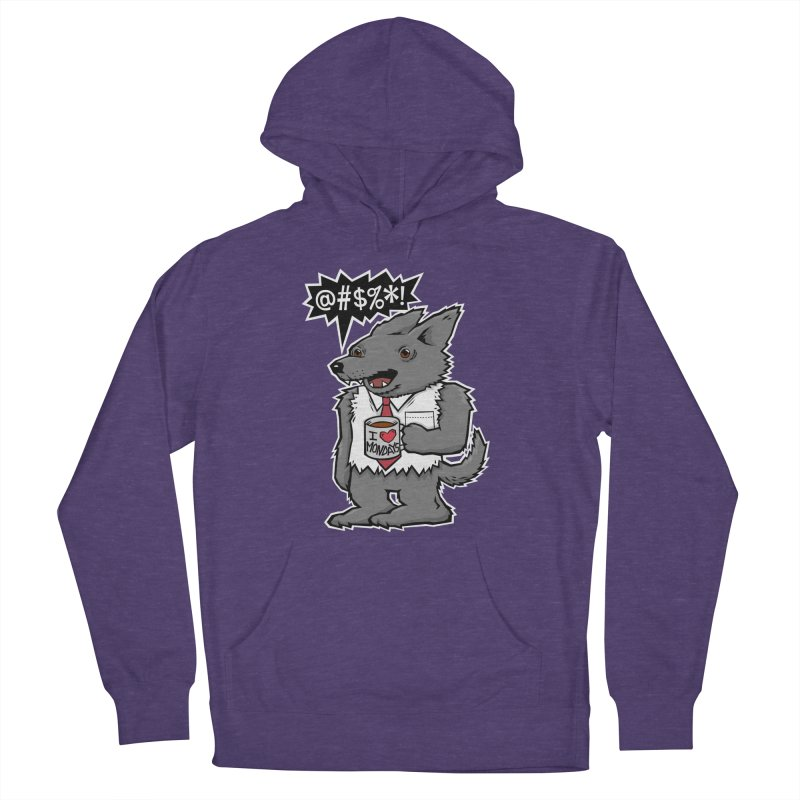 SwearWolf Men's Pullover Hoody by Jayme T-shirts