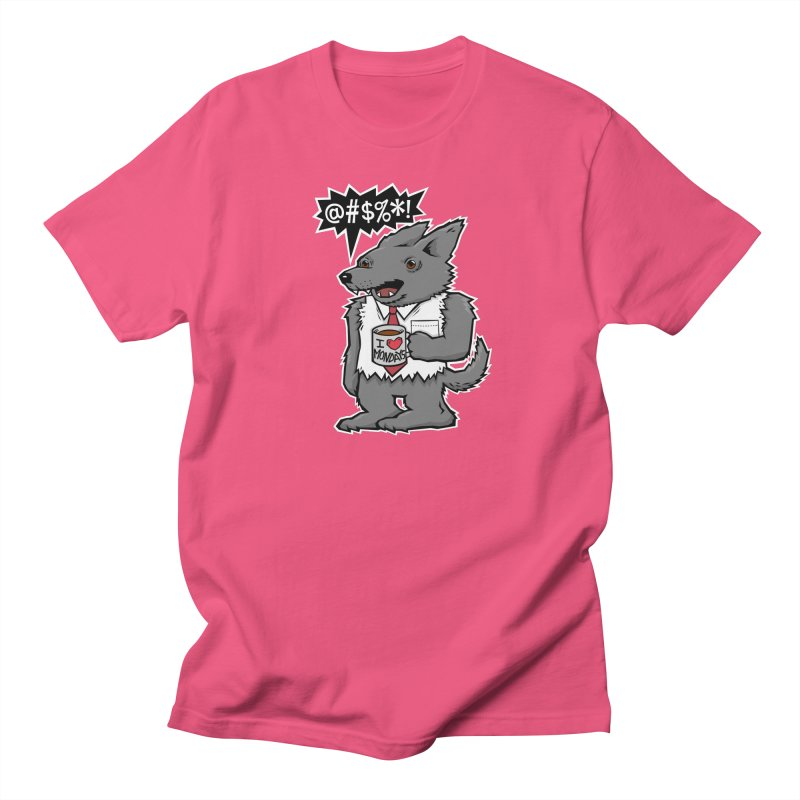 SwearWolf Men's T-Shirt by Jayme T-shirts