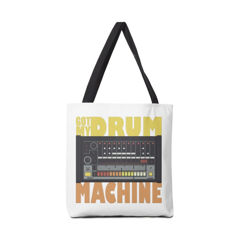 Drum Machine Accessories Bag by Jayme T-shirts