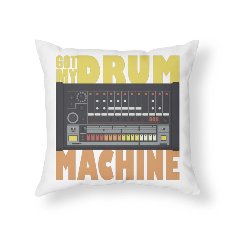 Drum Machine   by Jayme T-shirts