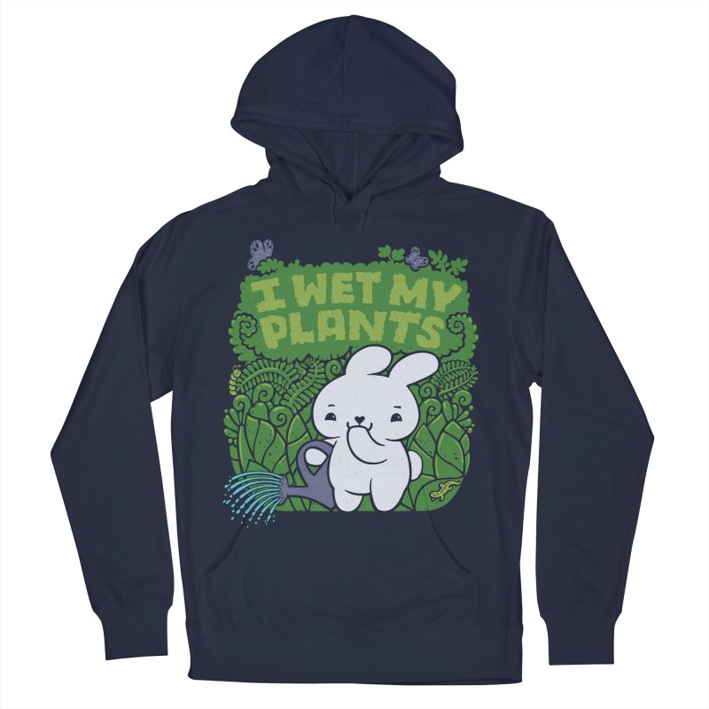 the Gardener Men's Pullover Hoody by Jayme T-shirts