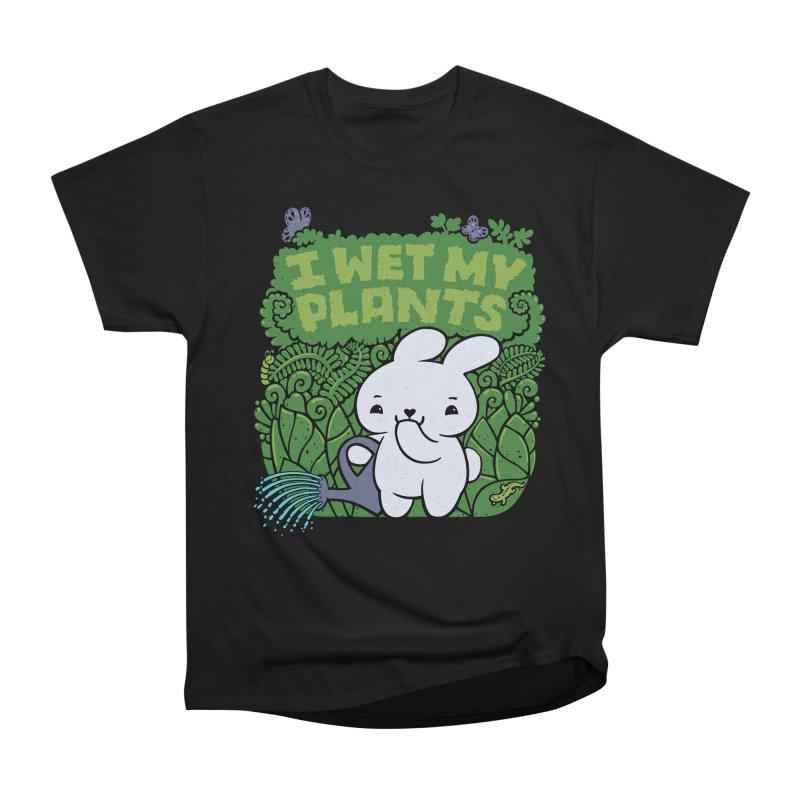 the Gardener Men's Classic T-Shirt by Jayme T-shirts