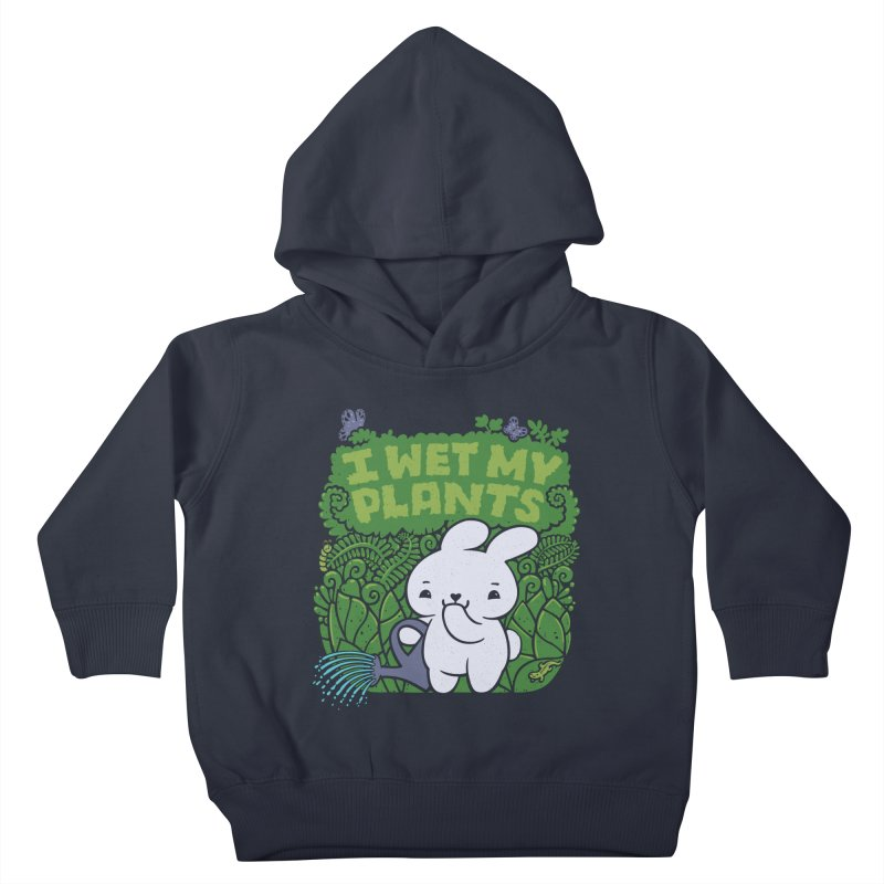 the Gardener Kids Toddler Pullover Hoody by Jayme T-shirts