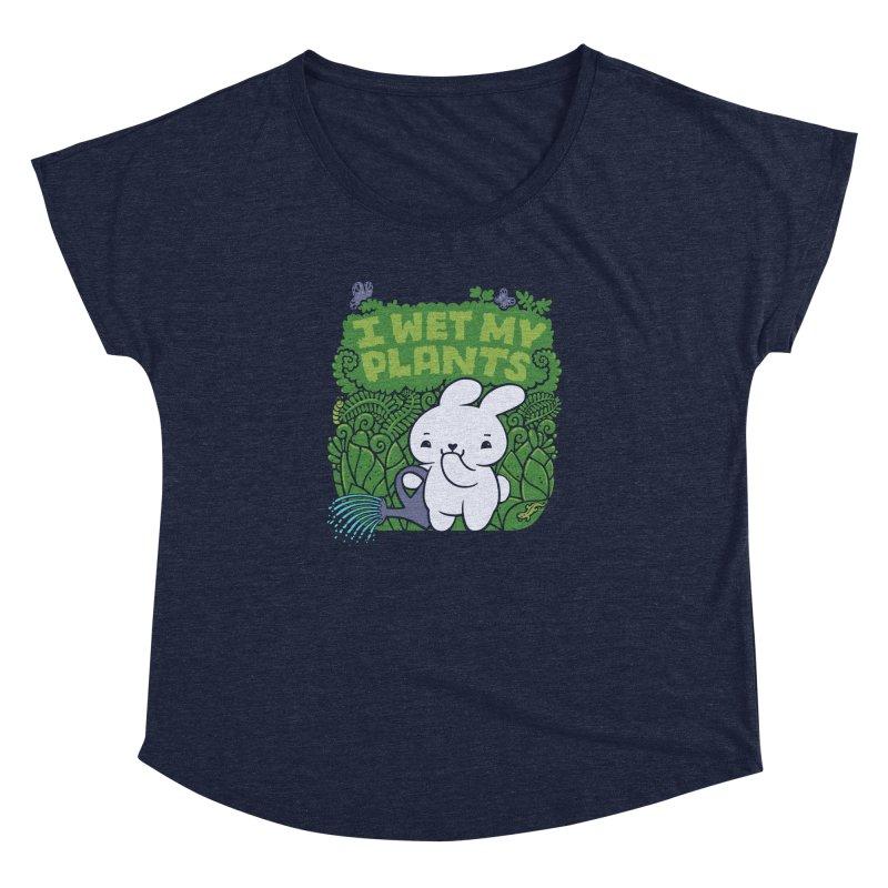 the Gardener Women's Dolman by Jayme T-shirts