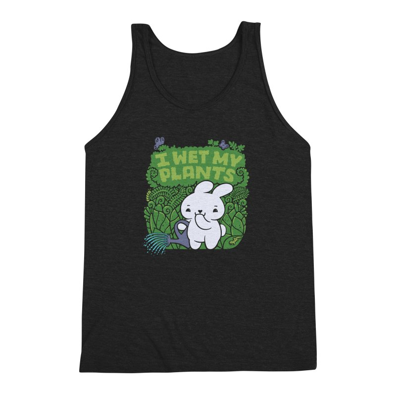 the Gardener Men's Triblend Tank by Jayme T-shirts
