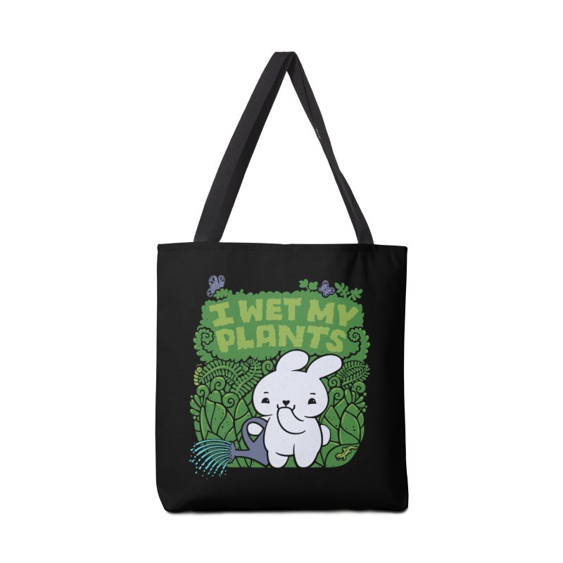 the Gardener Accessories Bag by Jayme T-shirts