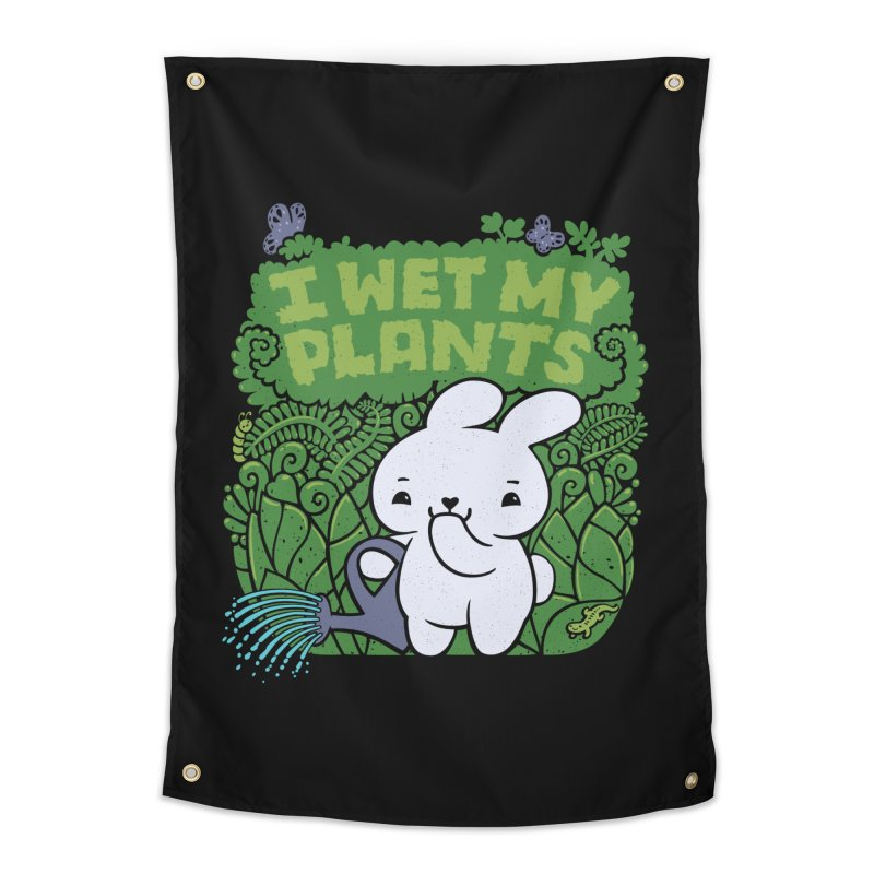 the Gardener Home Tapestry by Jayme T-shirts