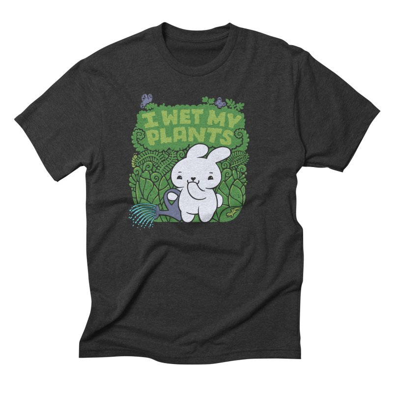 the Gardener Men's Triblend T-Shirt by Jayme T-shirts