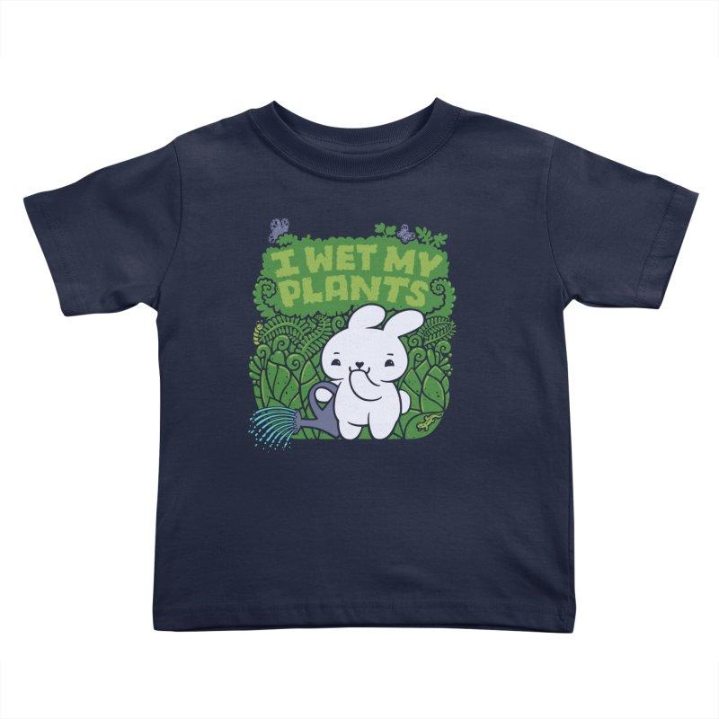 the Gardener Kids Toddler T-Shirt by Jayme T-shirts