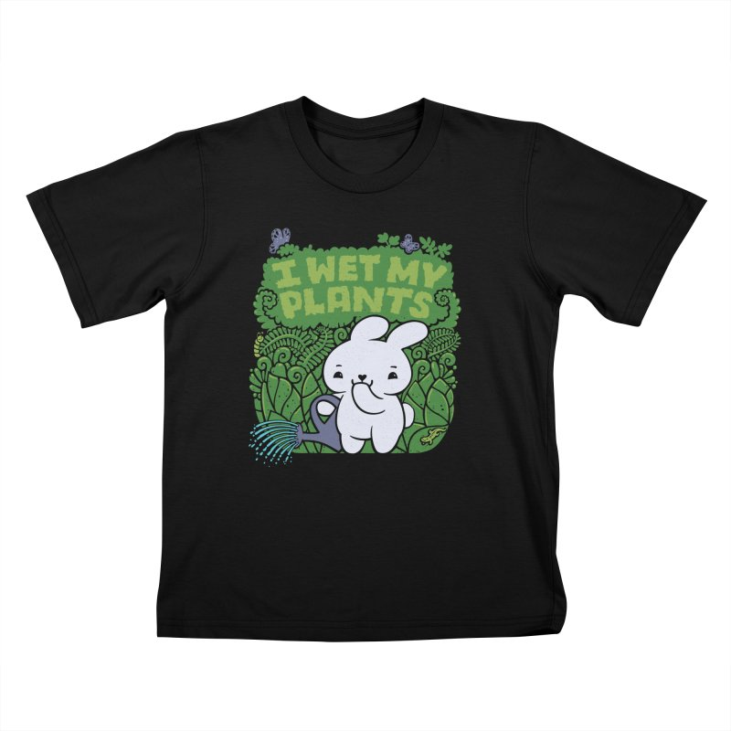 the Gardener Kids T-Shirt by Jayme T-shirts
