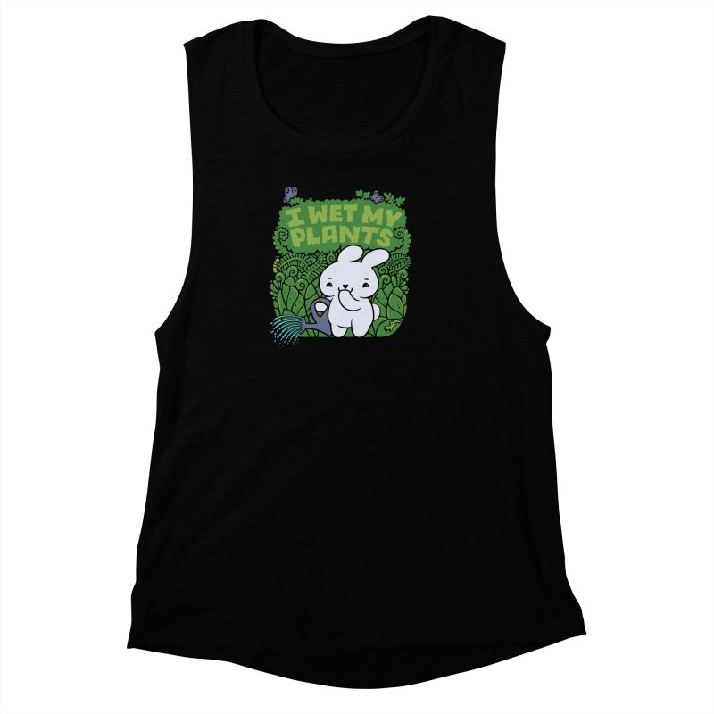 the Gardener Women's Muscle Tank by Jayme T-shirts