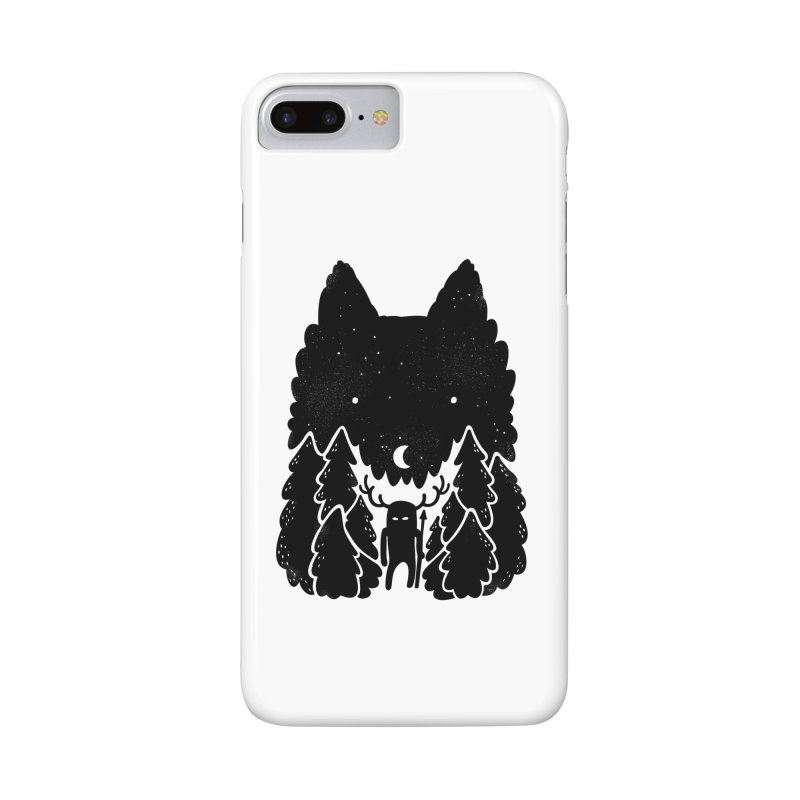 Amarok Accessories Phone Case by Jayme T-shirts