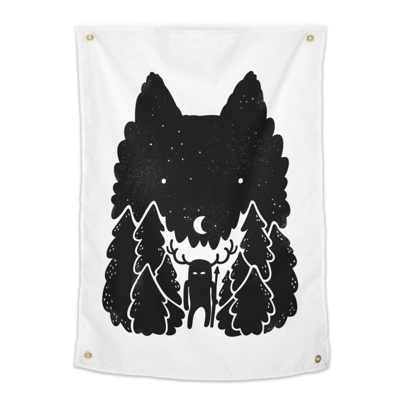 Amarok Home Tapestry by Jayme T-shirts