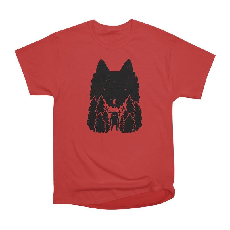 Amarok Women's Classic Unisex T-Shirt by Jayme T-shirts