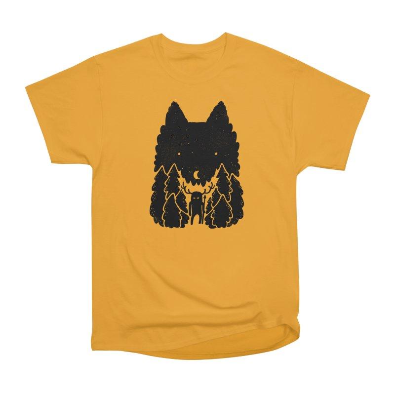 Amarok Men's Classic T-Shirt by Jayme T-shirts