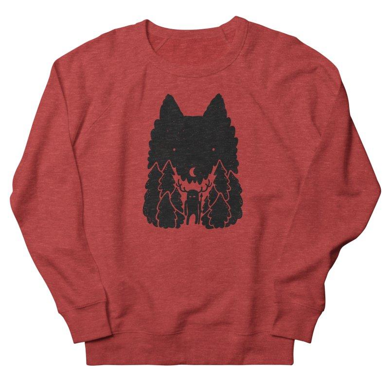 Amarok Men's Sweatshirt by Jayme T-shirts