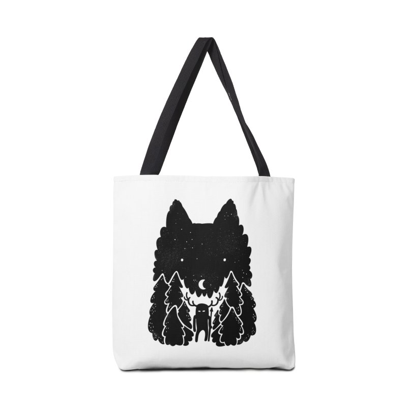 Amarok Accessories Bag by Jayme T-shirts