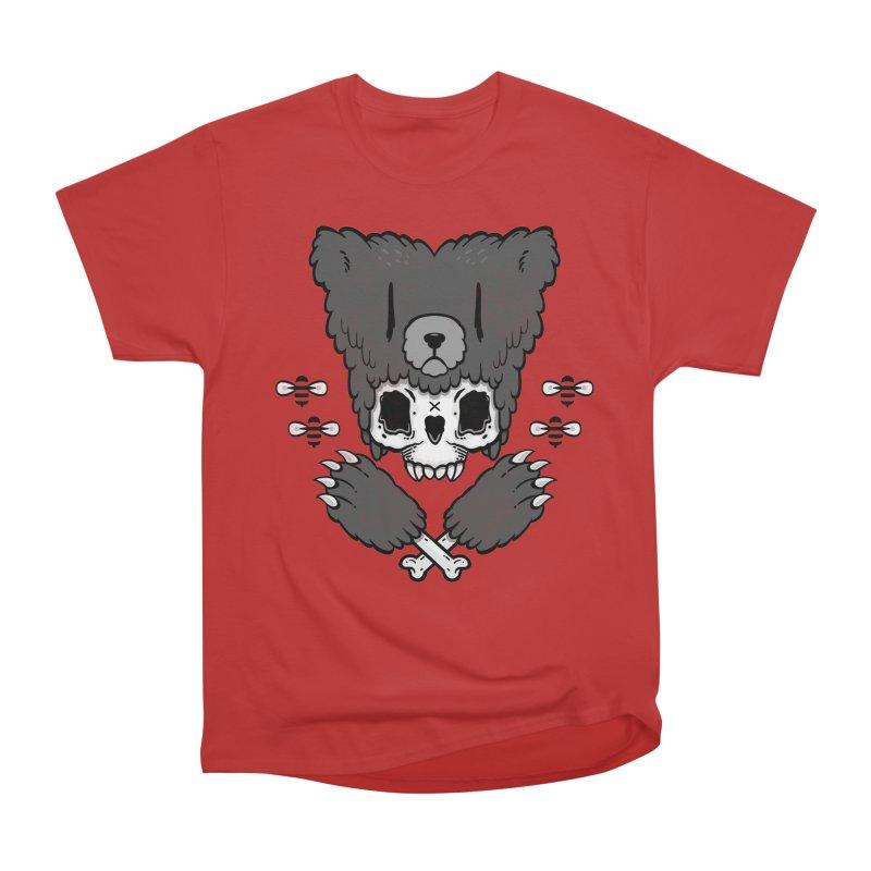 Bear Skull   Men's Classic T-Shirt by Jayme T-shirts