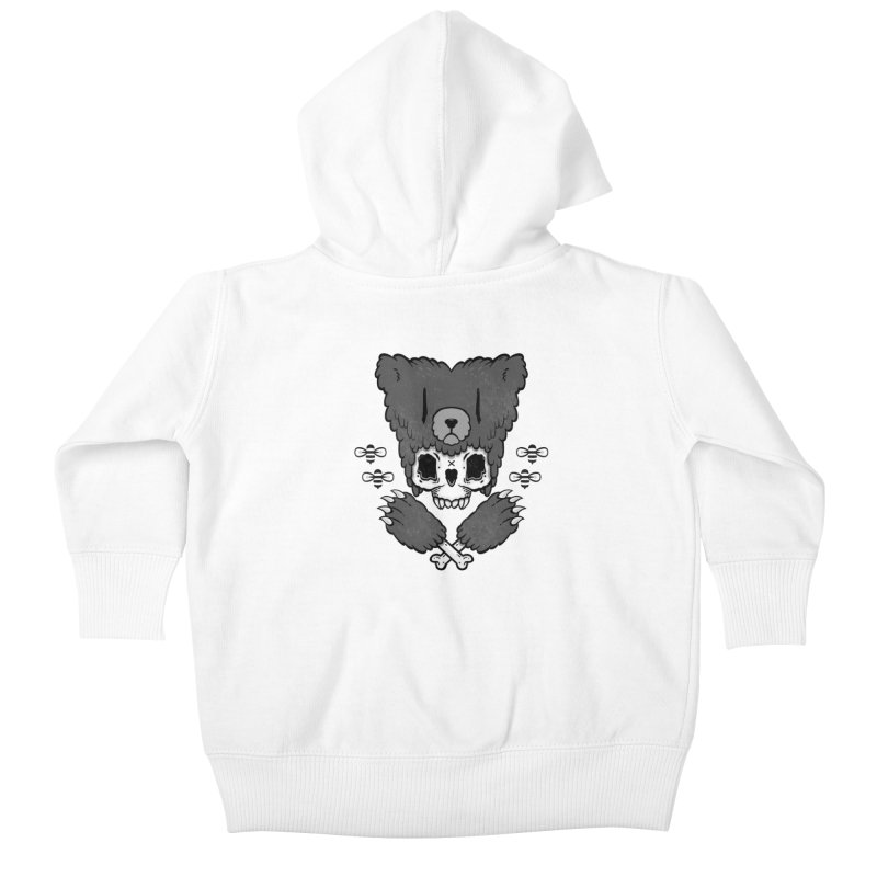 Grizzzly Kids Baby Zip-Up Hoody by Jayme T-shirts