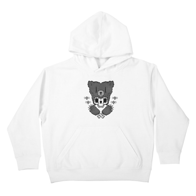 Grizzzly Kids Pullover Hoody by Jayme T-shirts