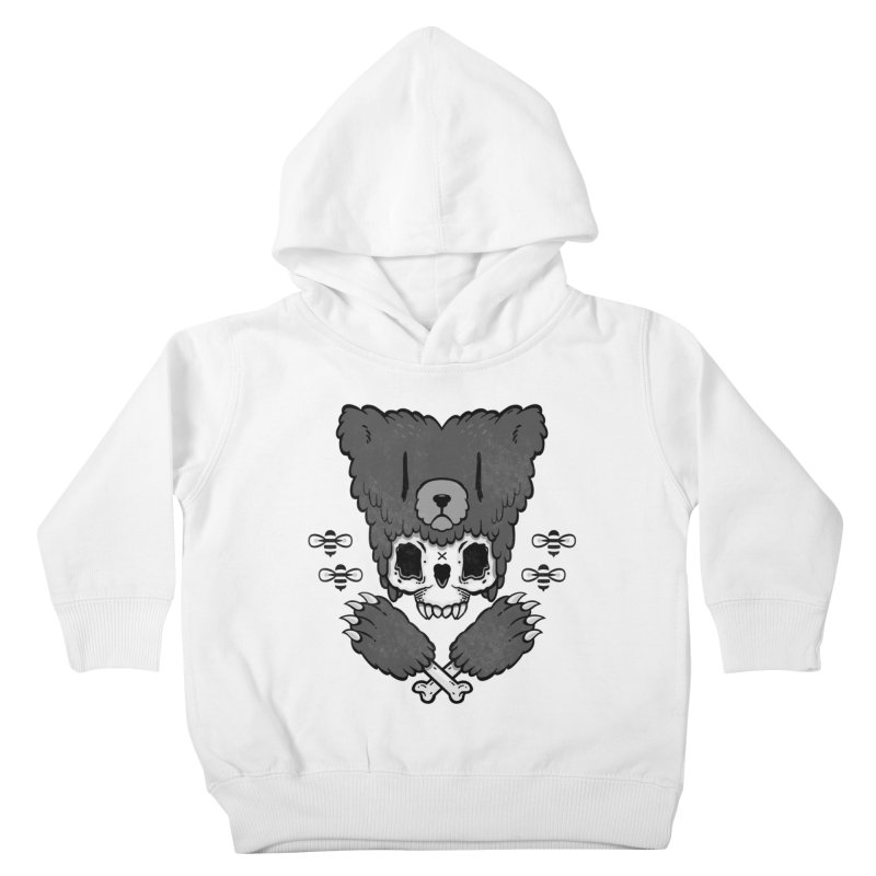 Grizzzly Kids Toddler Pullover Hoody by Jayme T-shirts