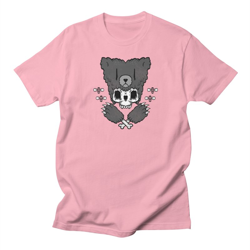 Grizzzly Women's Unisex T-Shirt by Jayme T-shirts