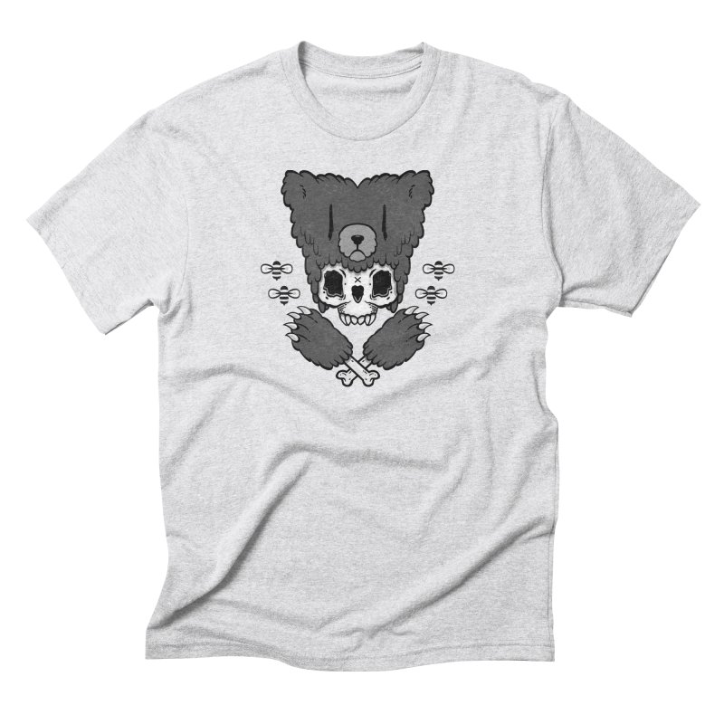 Grizzzly Men's Triblend T-Shirt by Jayme T-shirts