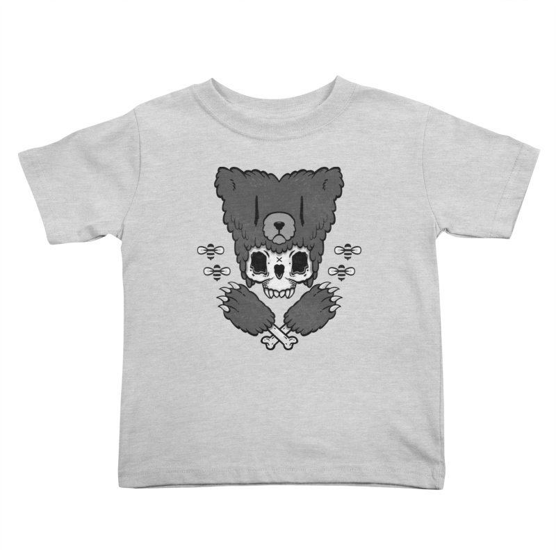 Grizzzly Kids Toddler T-Shirt by Jayme T-shirts