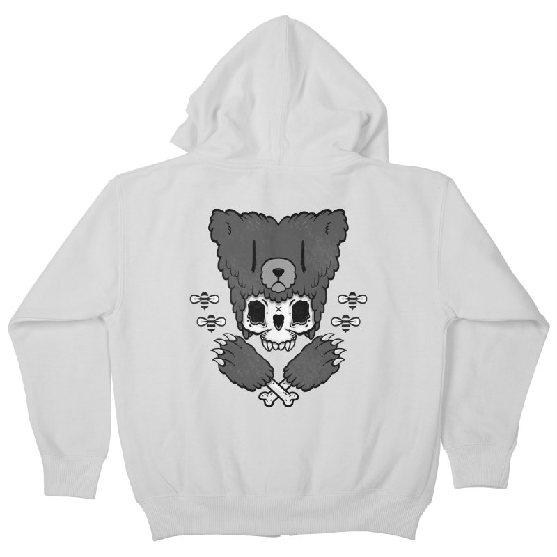 Grizzzly Kids Zip-Up Hoody by Jayme T-shirts