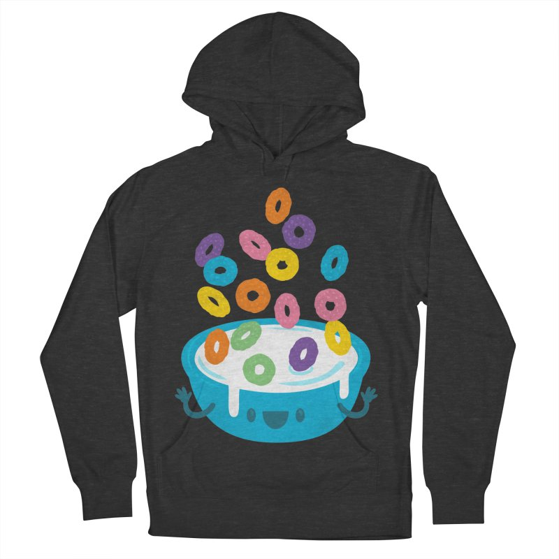 Good Morning! Men's Pullover Hoody by Jayme T-shirts