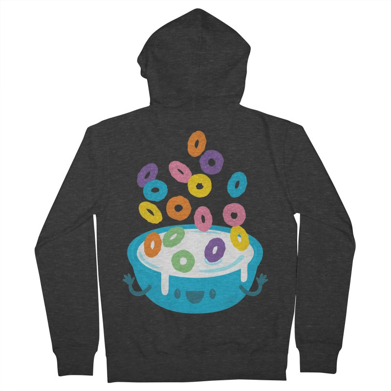 Good Morning! Women's Zip-Up Hoody by Jayme T-shirts
