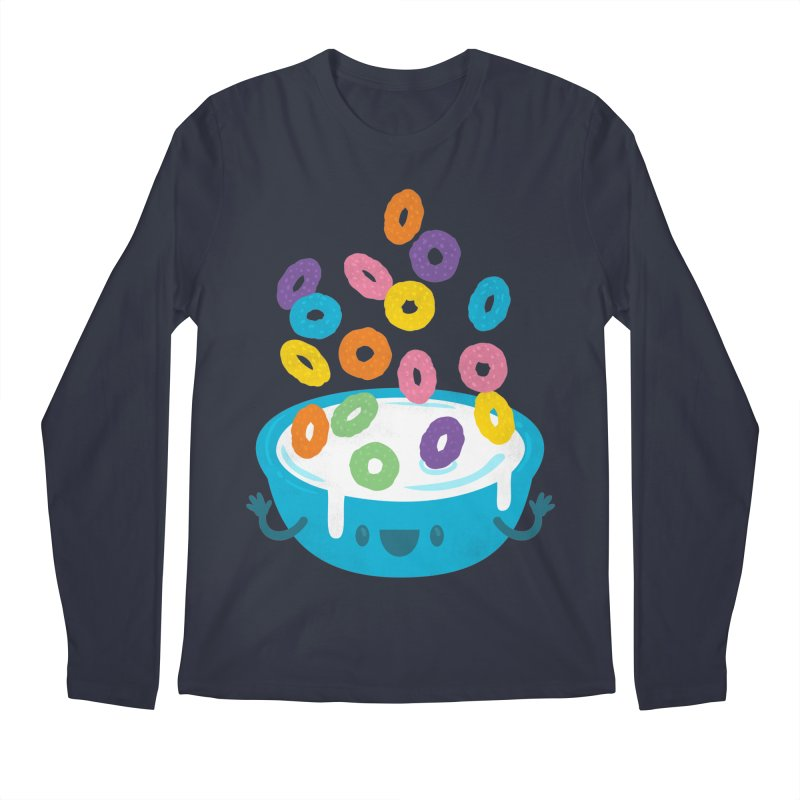 Good Morning! Men's Longsleeve T-Shirt by Jayme T-shirts