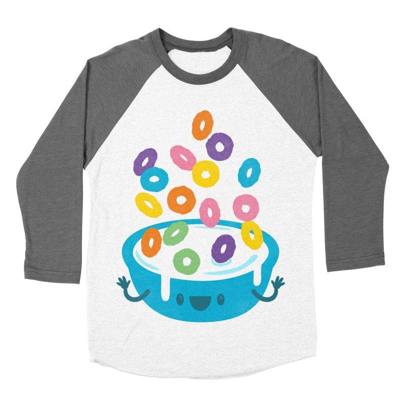 Good Morning! Men's Baseball Triblend T-Shirt by Jayme T-shirts