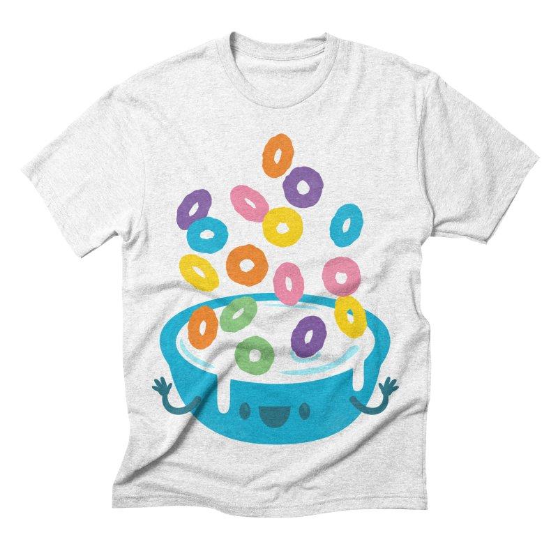 Good Morning! Men's Triblend T-shirt by Jayme T-shirts