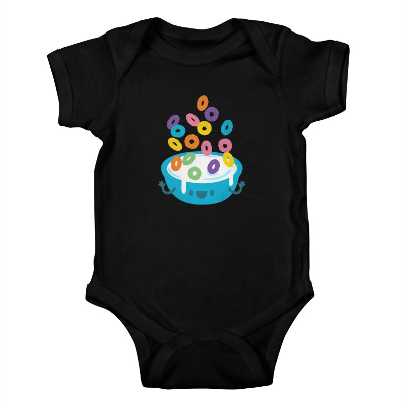 Good Morning! Kids Baby Bodysuit by Jayme T-shirts