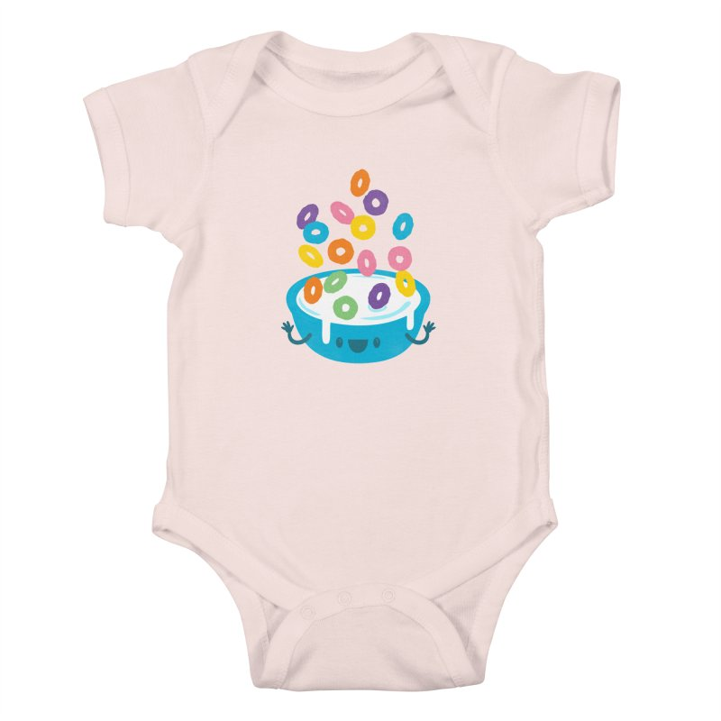 Good Morning! Kids Baby Bodysuit by Jayme T-shirts