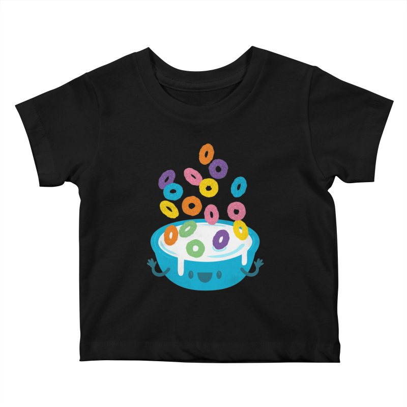 Good Morning! Kids Baby T-Shirt by Jayme T-shirts