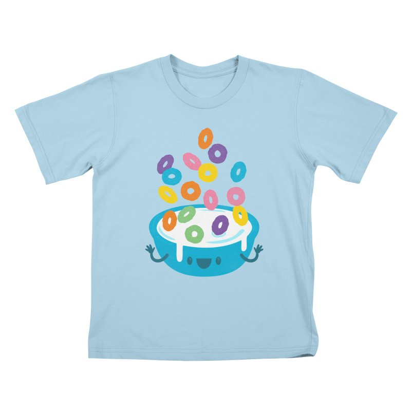Good Morning! Kids T-shirt by Jayme T-shirts