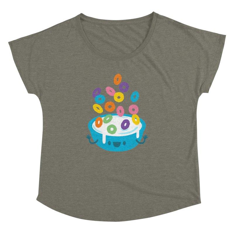 Good Morning! Women's Dolman by Jayme T-shirts