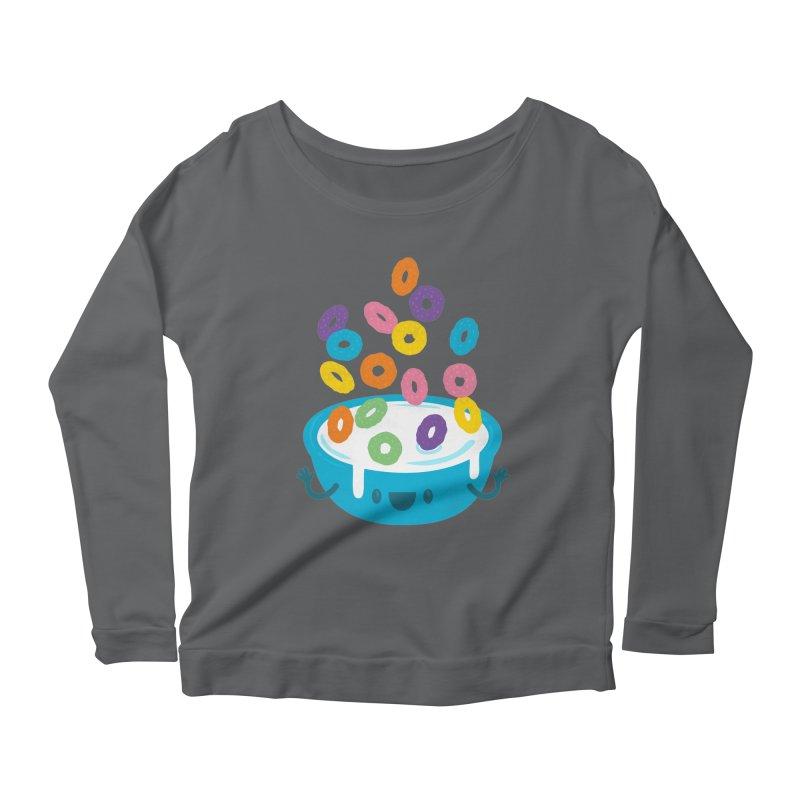 Good Morning! Women's Longsleeve Scoopneck  by Jayme T-shirts
