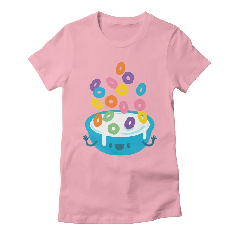 Good Morning! Women's Fitted T-Shirt by Jayme T-shirts