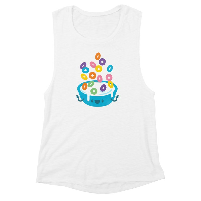 Good Morning! Women's Muscle Tank by Jayme T-shirts