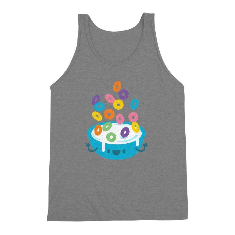 Good Morning! Men's Triblend Tank by Jayme T-shirts