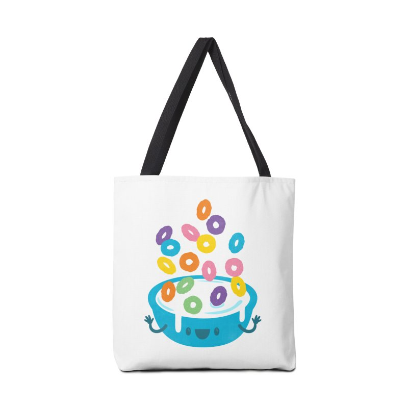 Good Morning! Accessories Bag by Jayme T-shirts