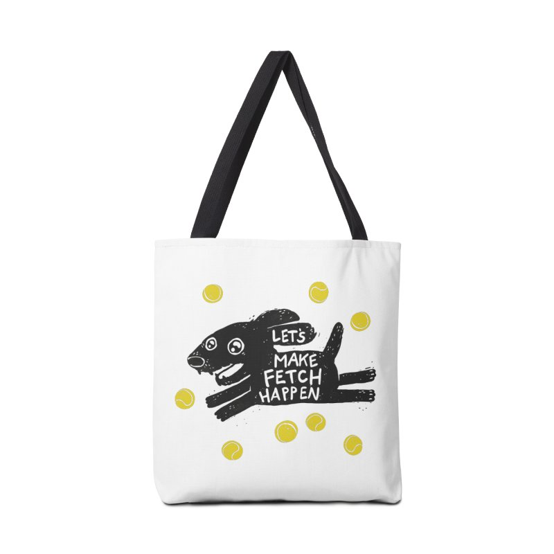Fetch Accessories Bag by Jayme T-shirts
