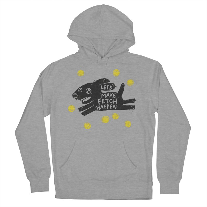 Fetch Men's Pullover Hoody by Jayme T-shirts