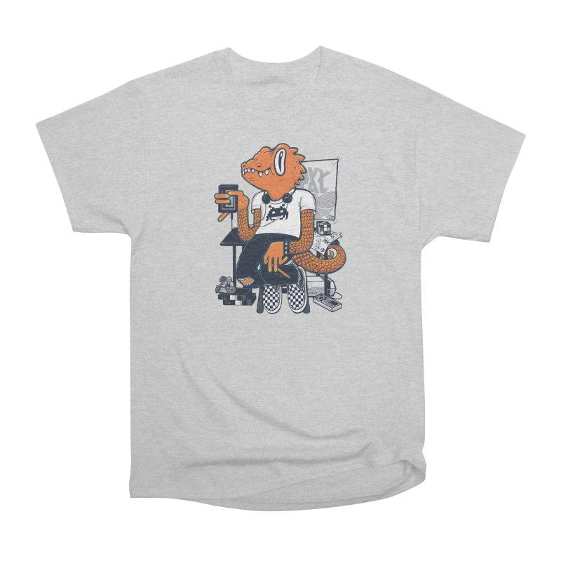 Retro Raptor Men's Classic T-Shirt by Jayme T-shirts