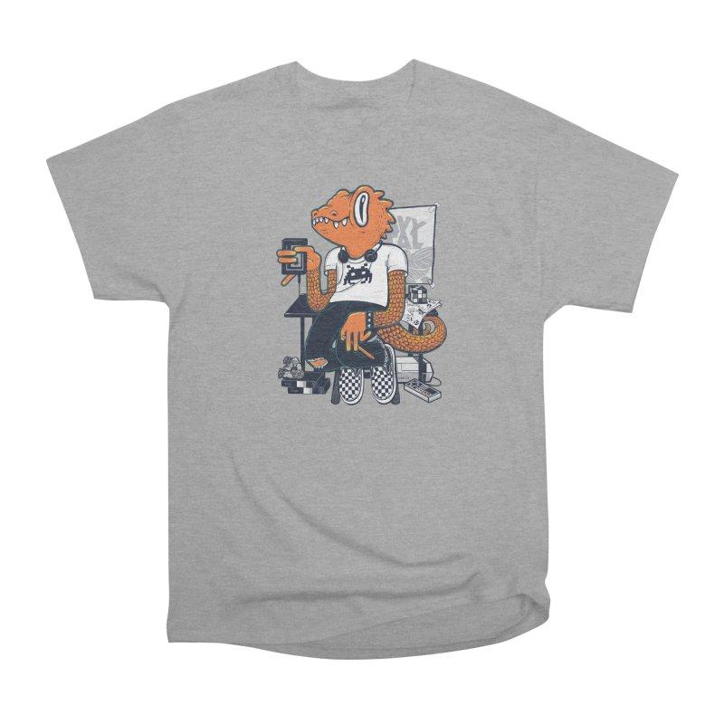 Retro Raptor Women's Classic Unisex T-Shirt by Jayme T-shirts