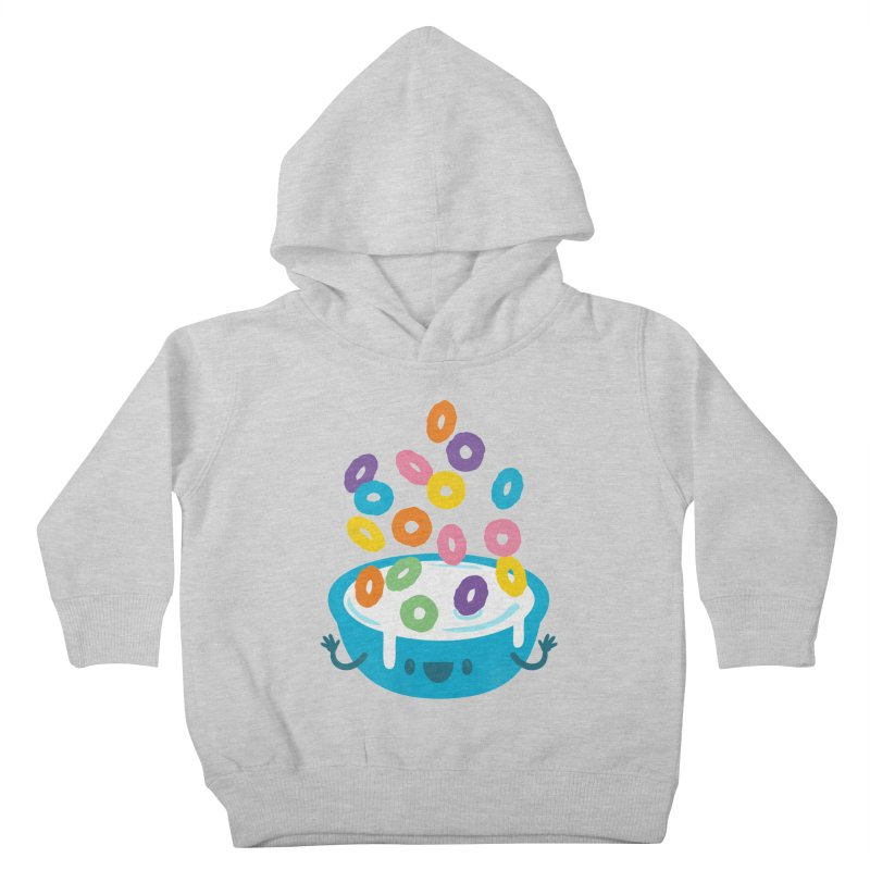 Good Morning Kids Toddler Pullover Hoody by Jayme T-shirts